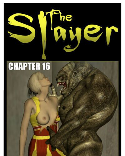 Slayer Issue 16