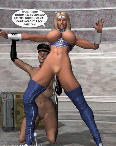 Volition vs The Freaks - part 4