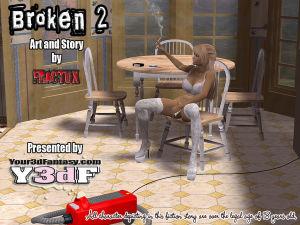 Y3DF – Broken 2