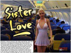 Sister Love- IncestChronicles3D