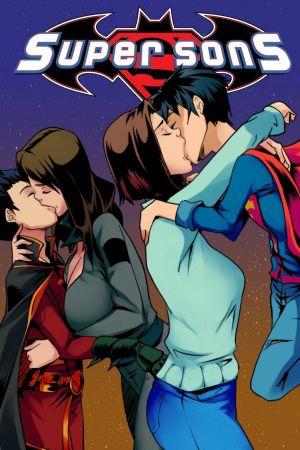 Aya Yanagisawa- Super Sons Ch 1