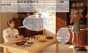 Uncle Arriving Part 2- Incest3DChronicles
