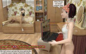动物 性爱 在 乱伦 家庭 2 - 一部分 3