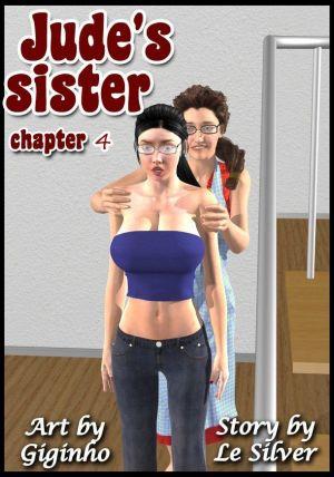 La sœur de dessin animé