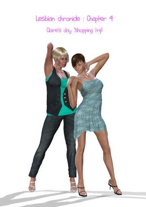 Lesbian chronicle chapter 4