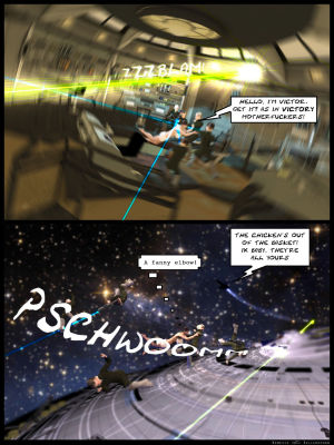 Project Bellerophon Comic 20: Project Nemesis - part 4