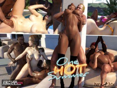HZR  One Hot Summer- Affect3D