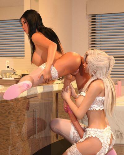 Tatiana, Kayla 1 - Girls Will Be Girls - part 4