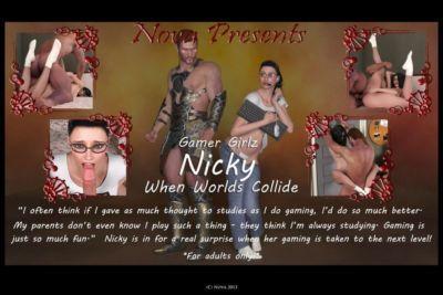 Gamer Girl Secrets - Nicky