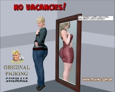 No Vacancies!- Pig King