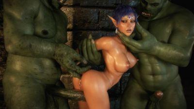 Dungeon 3 - Syndori\