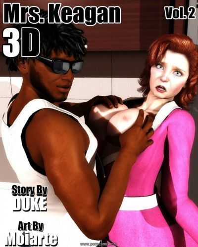 Mrs. Keagan 3D Vol.2- Duke Honey