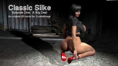 Classic Silke : A Big Deal- CrystalImage