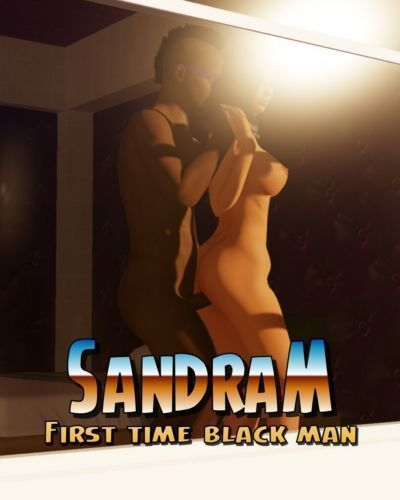 SandraM First time Black man