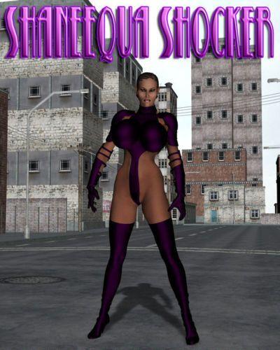 Shaneequa Shocker