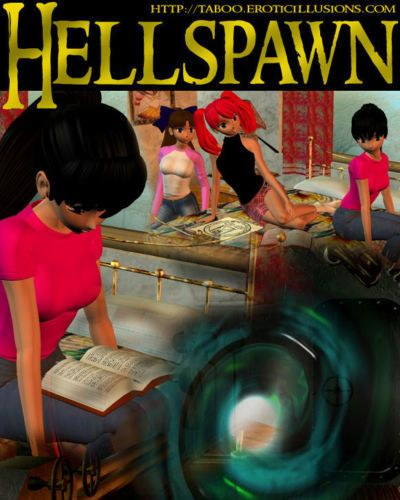 Hellspawn- prologue + 1-2-3