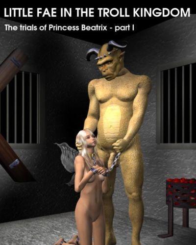 litle fae in troll kingdom