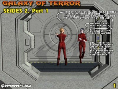 [Beyondbent] Galaxy of Terror #2
