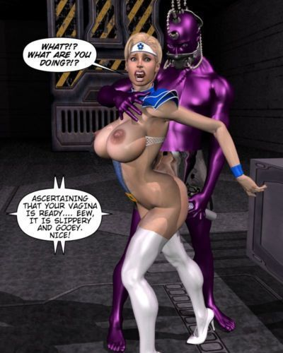 Purity: The Virgin Superheroine - part 2