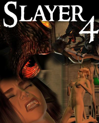 The Slayer - Issue 4