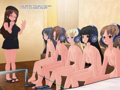 [Hypnochan (Henshin-san)] After Sex Teatime - Bimbofication (K-ON!) - part 2