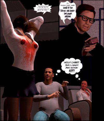 La fessée comics