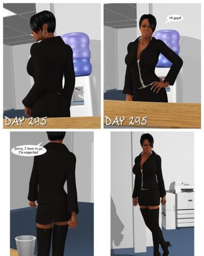 [avaro56] The Office Mascot - part 5
