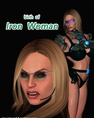 Birth of Iron Woman