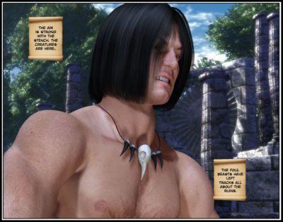 Bonan the Barbarian Vol. 1-2