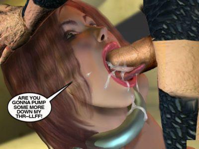 Mindy - Sex Slave On Mars c326-350 - part 3