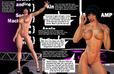 [Entropy] BXS 152 (Kim Mackenzie) BXS Sexfight Tournament Semifinal #2
