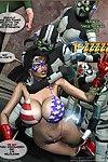 Miss Americana vs Geek II  3D