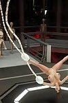 Erotic 3D Art (Blackadder)  Alien Nightmare - part 2