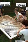 Raunchy School  Barbecue Picnic