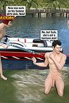 The driver was raped by seamen - part 2