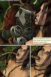 Taboo- Arwen\'s Misadventures (Arwen\'s Secret and Arwen\'s Dread)