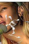 Mindy - Sex Slave On Mars c401-425 - part 14