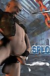 Mindy - Sex Slave On Mars c351-375 - part 5