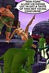 Mindy - Sex Slave On Mars c001-025 - part 17