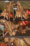 3d catfight