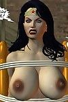 [Cirosikk] The Erotic Adventures of Wonder Woman - The Losing of Virginity! (Wonder Woman) - part 2