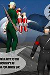 Wonder Woman - Seize Invisible Plane - part 3