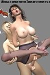 Futanari Sexfight! Title Match!