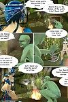Cahira the Amazon - part 4