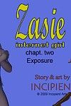 [Incipient] Zasie Internet Girl Ch. 2: Exposure