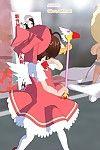 Card Captor Sakura Bimbo Corruption