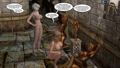 Latex comics xxx