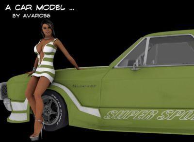 [Avaro56] A Car Model - part 3