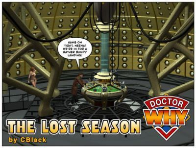 [CBlack] Doctor Why - The Lost Season