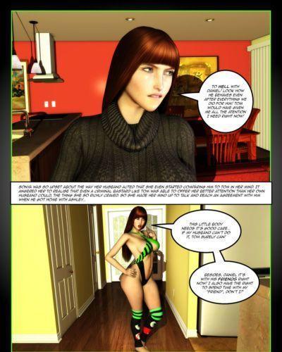 [Moiarte] Prison Ladies V [english] - part 2